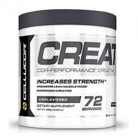 CELLUCOR - Cor-Rendimiento creatina sin sabor - 360 gramos
