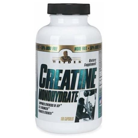 Weider Global Nutrition CAPS monohidrato de creatina 150 CAP