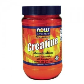 Creatine Powder NOW Alimentos 500 g Polvo