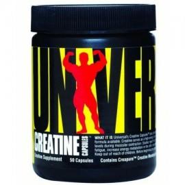 Universal Nutrición Creatina 750 mg 50 Ct