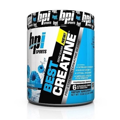 BPI Sports Mejor creatina azul helado Raz 1058 Oz