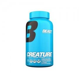 Beast Sports Nutrition criatura Fortaleza Profesional Complejo de Creatina 180 Cápsulas