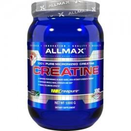 AllMax Nutrition - 100% puro micronizado alemán creatina en polvo - 1000 gramos