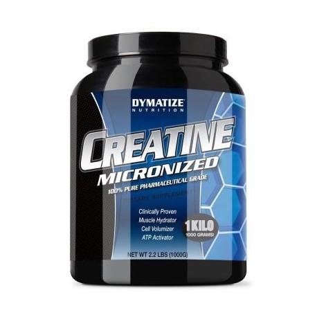 DYMATIZE creatina micronizada 1000 gramos