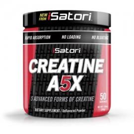 Isatori creatina A5X 705 oz (50 porciones)