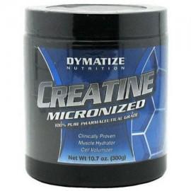 DYMATIZE creatina micronizada 300 GM