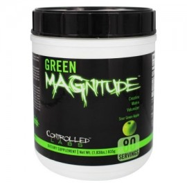 Controlled Labs - Magnitud verde creatina Matrix Volumizer Sour manzana verde - 183 libras.