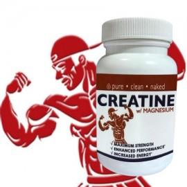 La creatina w - cápsulas de magnesio