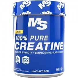 Muscle - Strength Nutrition 100% pura Creatina - 1000g (monohidrato de creatina)