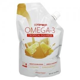 Coromega - Omega-3 Tropical Squeeze - 16 oz