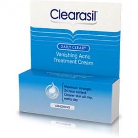 Clearasil StayClear fuga tratamiento del acné crema al 1 oz (paquete de 4)
