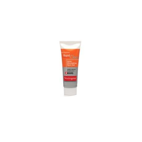 Neutrogena rápido eliminar el acné eliminación de mancha de gel 0.5 oz 6 Pack