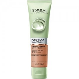 L'Oreal Paris piel Experto Exfoliar-Refinar Pure-Clay Cleanser 44 fl oz