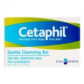 Cetaphil Barra de limpieza la piel sensible seca 1 onza