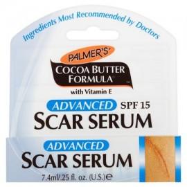 Palmer's Cocoa Butter Formula avanzada Scar Serum SPF 15 025 fl oz