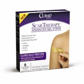Curad Tiras Cicatriz terapia avanzada 6 Ct