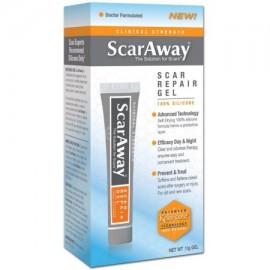 ScarAway cicatriz del gel de reparación con tecnología patentada Kelo-cote (paquete de 6)