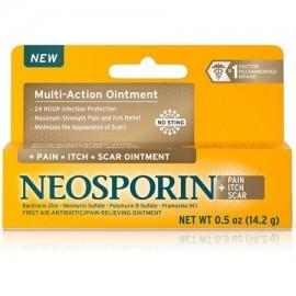 Neosporin - Dolor Itch Scar Multi-Acción Ungüento 05 oz