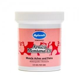 Hyland's Arnica Montana Ungüento alivio natural de dolores musculares hinchazón contusiones y dolores 35 onzas