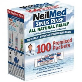 Neilmed Sinus Rinse Refill paquetes 100 Ct