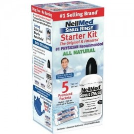 Neilmed Sinus Rinse Kit de Inicio 1 Cada