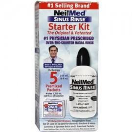 Neilmed Kit de Inicio 1 Sinus Rinse Cada (Pack de 2)
