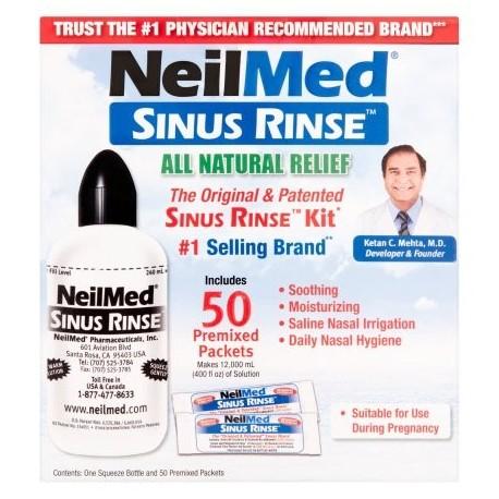Neil Med Sinus Rinse Kit 8 fl oz
