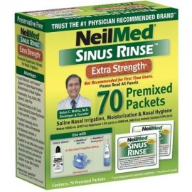 Neilmed hipertónicas Sinus Rinse paquetes 70 Ct