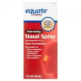 equate de acción rápida para pulverización nasal 1 fl oz