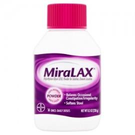 Bayer MiraLAX Grit sin sabor sin polvo 83 oz