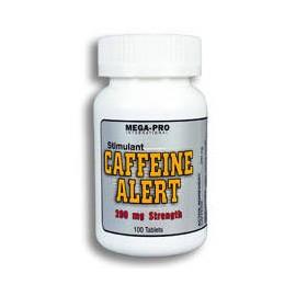 Caffeine Alert (100 Tabletas) - 200mg