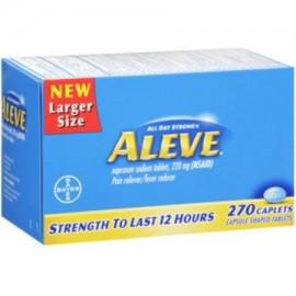 Aleve analgésico - antipirético Caplets 270 Caplets (Pack de 3)