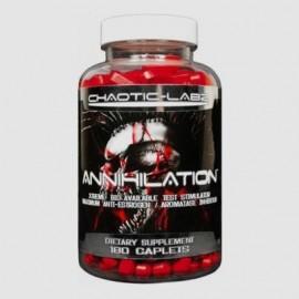 Aniquilación - 180 Caplets - Chaotic Labz