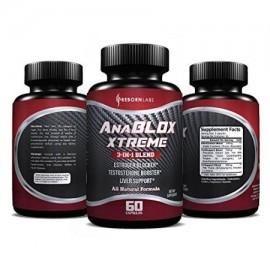 El estrógeno y la testosterona Booster Bloqueador | Promueve el crecimiento muscular la libido y energía | Mejor para la reduc