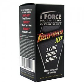 iForce Nutrition Tropinol XP 100 Cápsulas