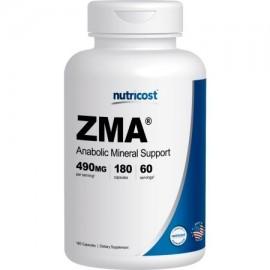 Nutricost ZMA 180 Cápsulas - alta calidad fácil de tragar sin gluten no-GMO