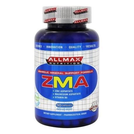 AllMax Nutrition - ZMA - 90 Caps Vegan