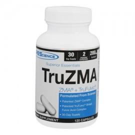 PEScience - TruZMA Superior Imprescindible - TruFulvic - 120 Cápsulas