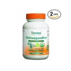 Himalaya Ashwagandha (60 capsulas) - para el estres