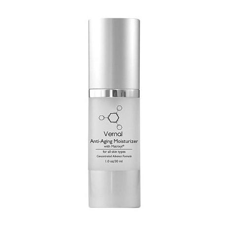 Vernal Skincare Antiarrugas Hidratante - todo en uno con tetrapéptidos y vitamina C el mejor Anti arrugas crema crema hidratant