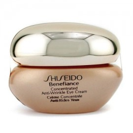 Cream Benefiance Concentrated Anti arrugas Eye por Shiseido para Unisex - 15 ml Crema antiarrugas