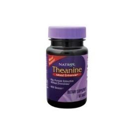 Teanina 60 tabletas Natrol