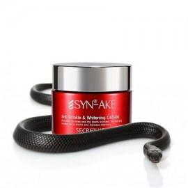 Secret Key SYN-AKE anti arrugas y blanquea la crema 50 g - Corea cosmética