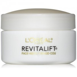 RevitaLift Antiarrugas Reafirmante - Cara - Cuello Crema Contorno buque de EE.UU. marca L'Oreal Paris
