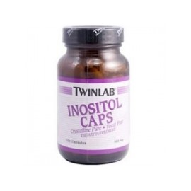 Inositol 100 caps twin lab