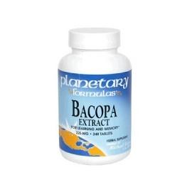 Bacopa Extract 225MG 125 capsulas