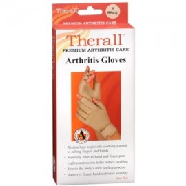 Therall artritis Guantes S Beige 1 Par