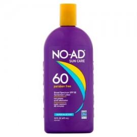 No-Ad Protector solar SPF 60 16 fl oz