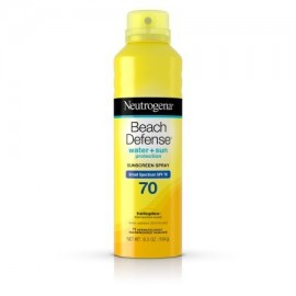 Neutrogena Playa de la defensa Body Spray protector solar de amplio espectro FPS de 70 6.5 Oz.