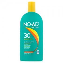 No-Ad Protector solar SPF 30 16 fl oz